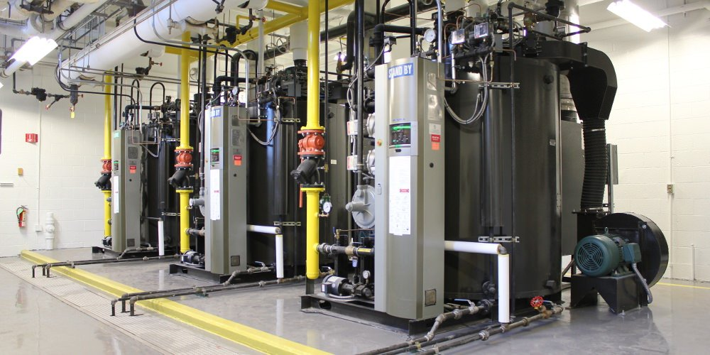 Medina Hospital Boiler Plant | Denk Associates